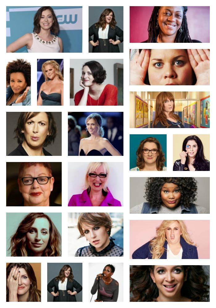 Comic Women
