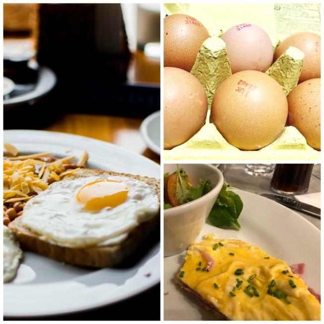 Eggs Low Carb