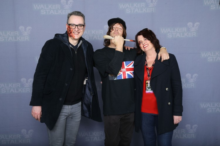 Norman Reedus and Me2