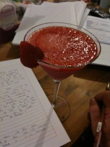 Daiquiri - Strawberry!